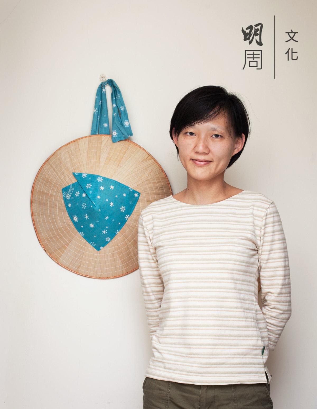 顧瑋做喜歡的事,讓喜歡的事有價值。她創業 有一股衝勁,不求回報,做了再說。