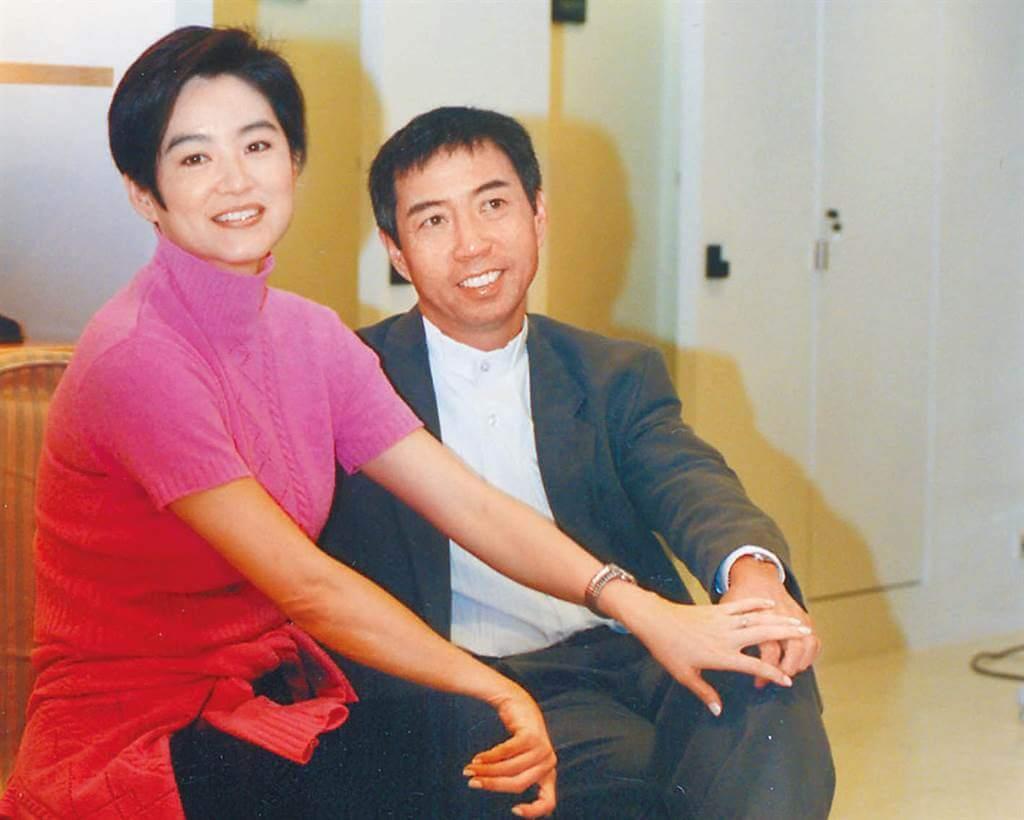 林青霞因丈夫關係,同樣鍾情Esprit休閒服裝。