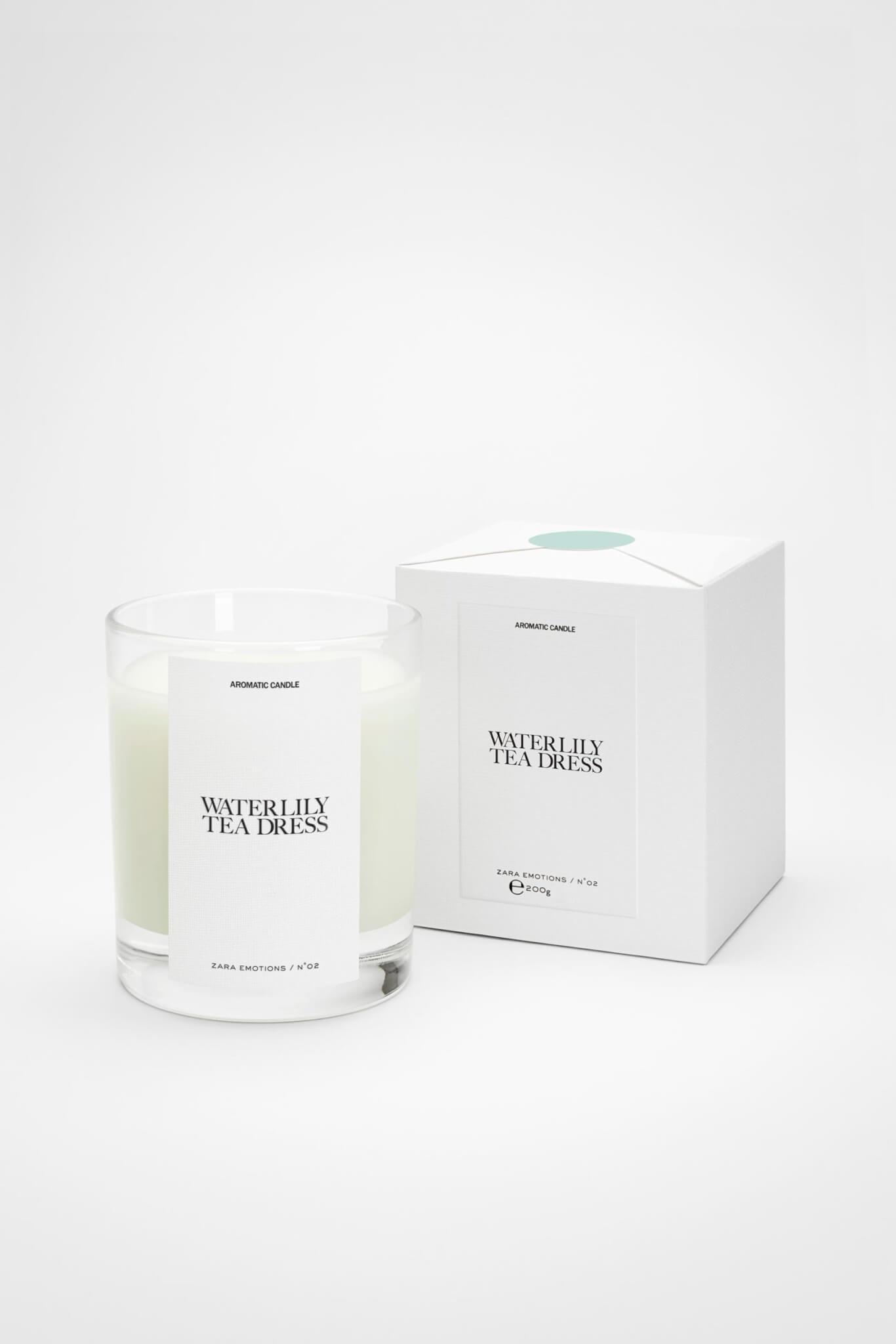 有着知性的味道、小清新的輕盈香氣,為所處空間帶來愜意的氛圍。