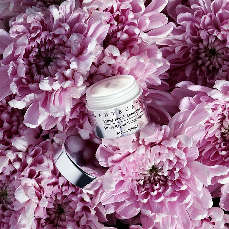 Chantecaille -Stress Repair Concentrate+ 15 ml HK$1,850 Chantecaille 深信花妍草本的天然療效,糅合嶄新科研及高效植物成分,眼霜更加入白花萃取精華及植物減壓精萃,改善眼周各種問題。