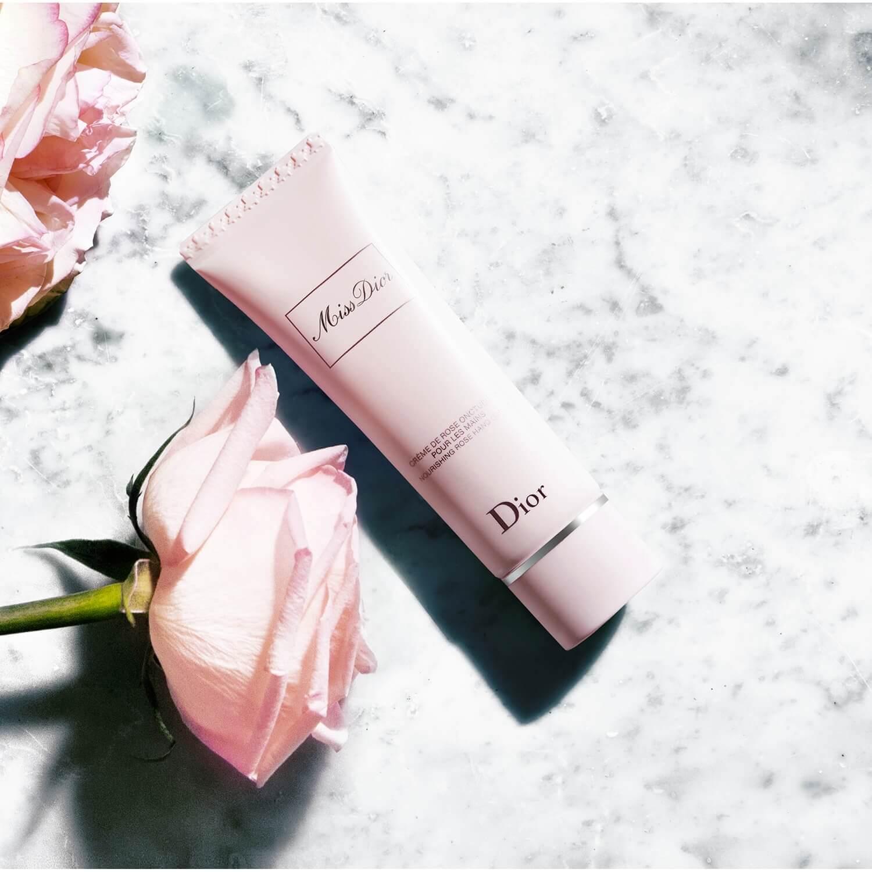 MISS DIOR Nourishing Rose Hand Cream HK$310/50ml