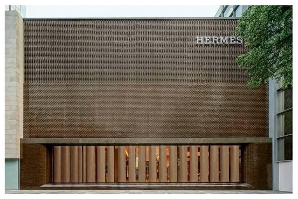 Hermès廣州店早前出現報復性消費