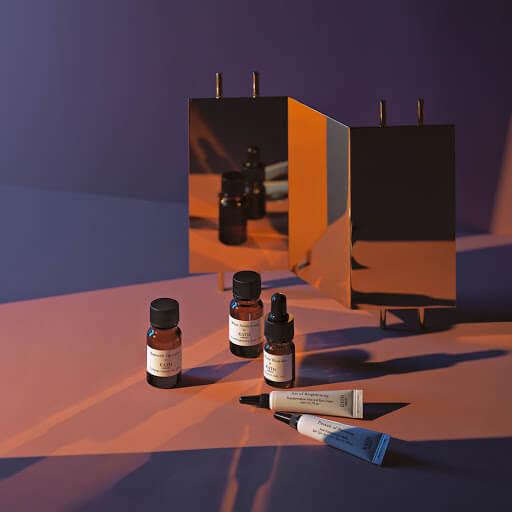 5 Extraordinary Invitations USD 27 EATH Library這個主打中草藥提取成分的護膚品牌,由畫廊策展人、漢方醫師及著名室內設計師Teo Yang創立。三人希望傳承古人留下來有關於健康的智慧和經驗,加入他們的個人強項,將韓方美容、醫學技術及美學設計結合,喚活肌膚的美麗。