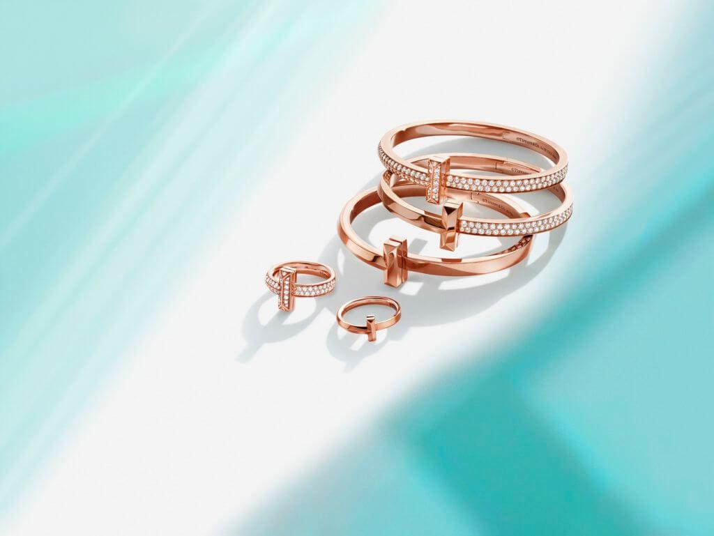 Tiffany T1 Bangles and Rings