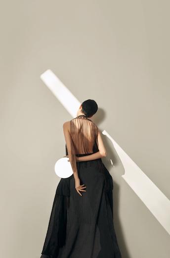 LOWEW BLACK DRESS $TBC