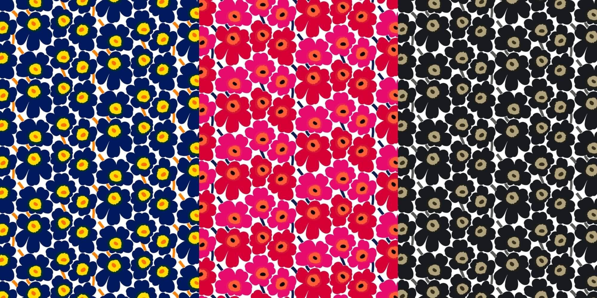 """談及Marimekko總會想起它的""""Unikko""""印花。"""
