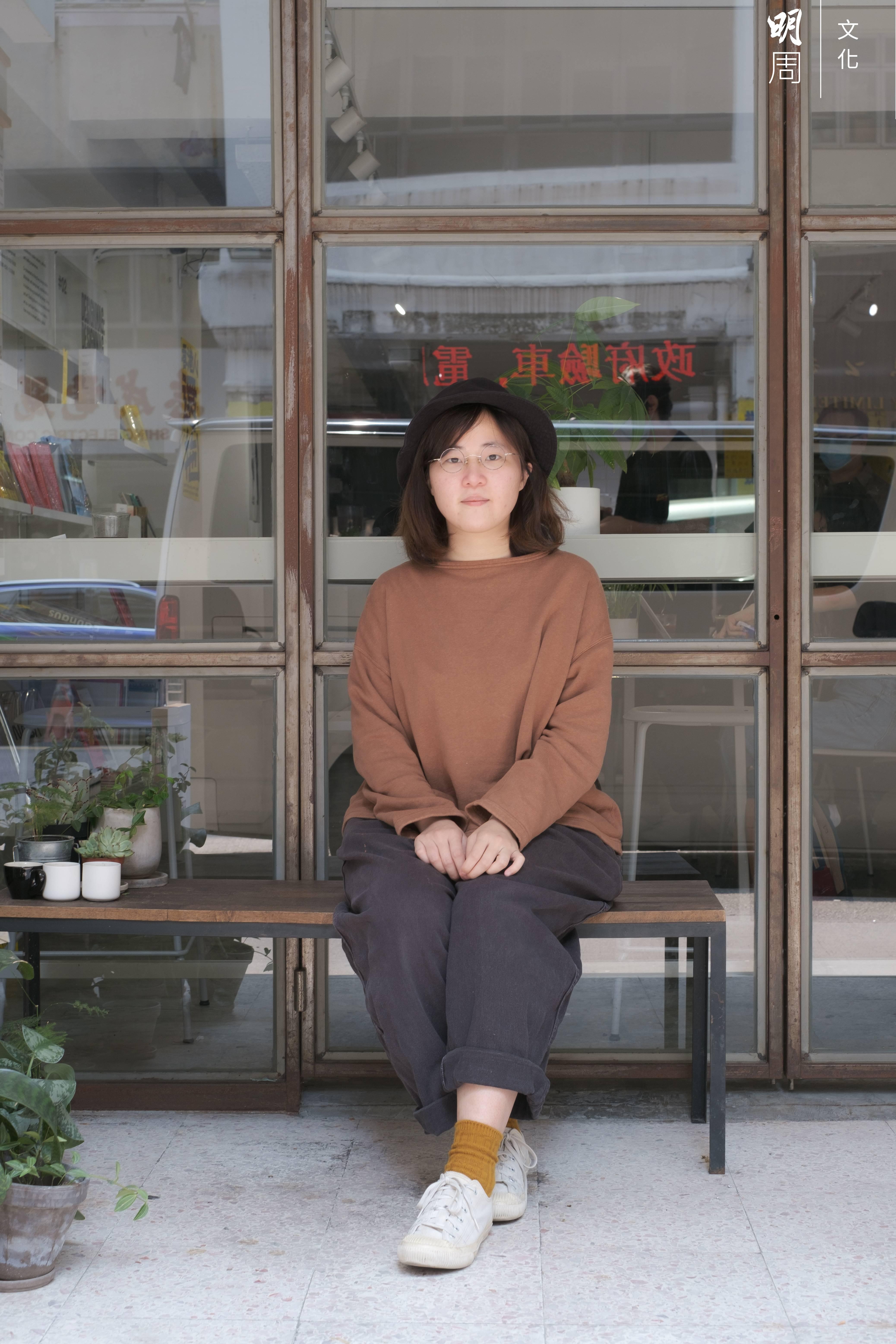 策展人Eva Leung