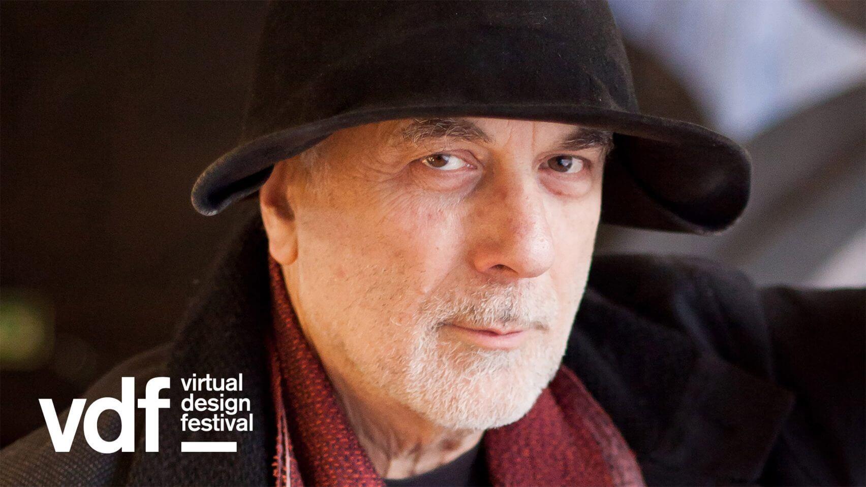 設計師Ron Arad將於festival期間介紹其計數碼化展覽DFWTM