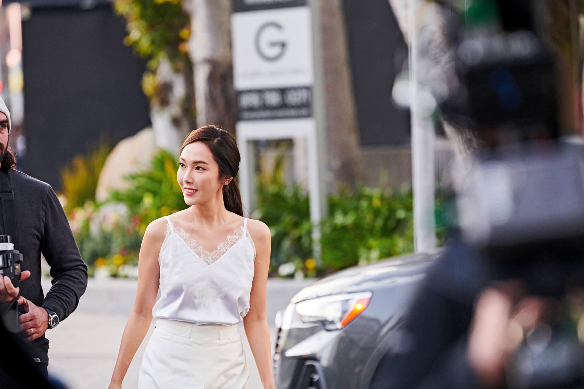 集韓國流行歌手、女演員及時裝設計師於一身的Jessica將出席REVLON一系列亞洲區宣傳活動。