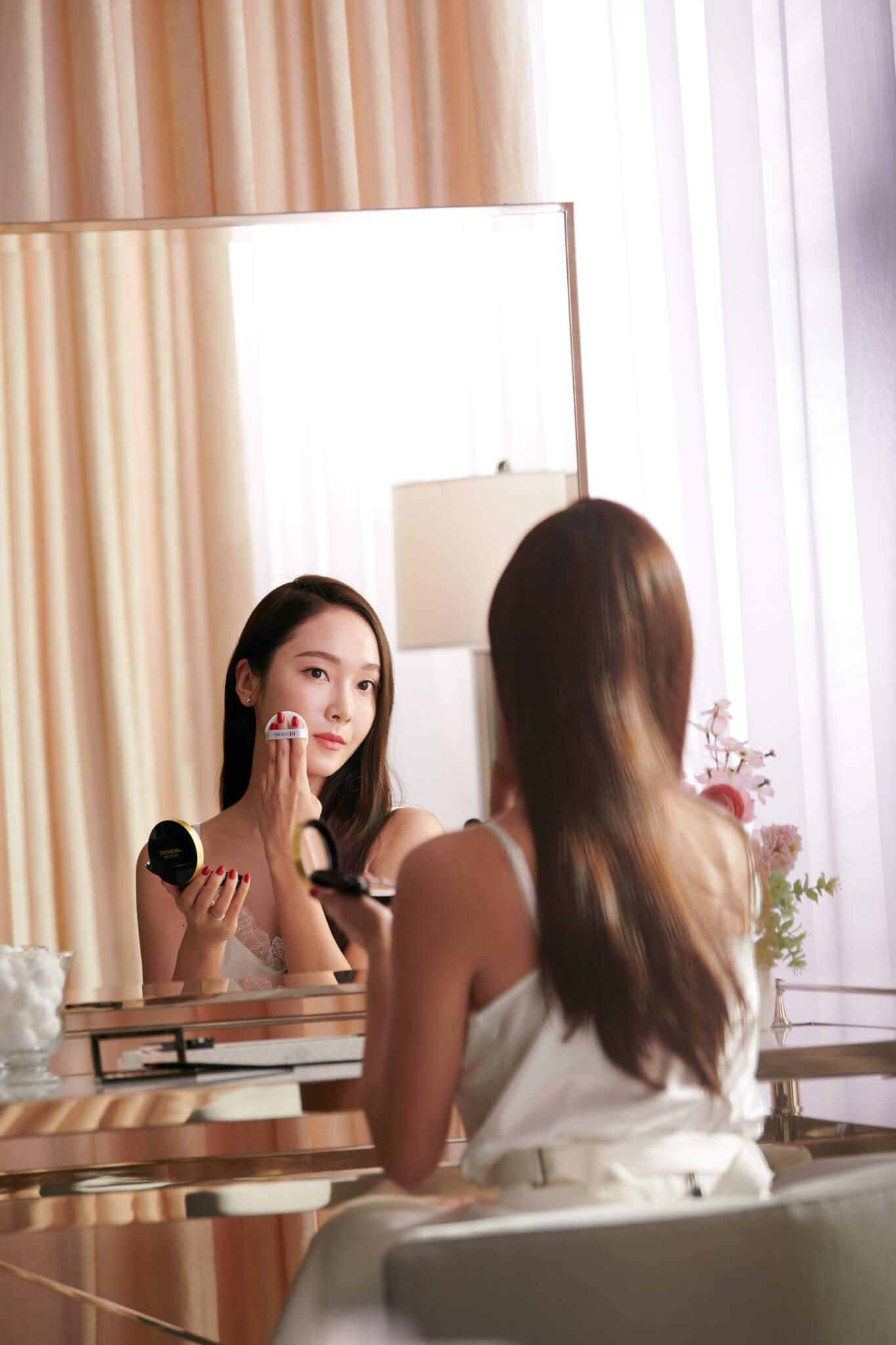 Jessica試用REVLON彩妝系列