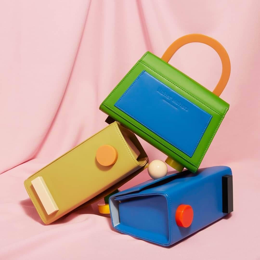 Diva Satchel Bag擁有多種配色,總有一款適合你。