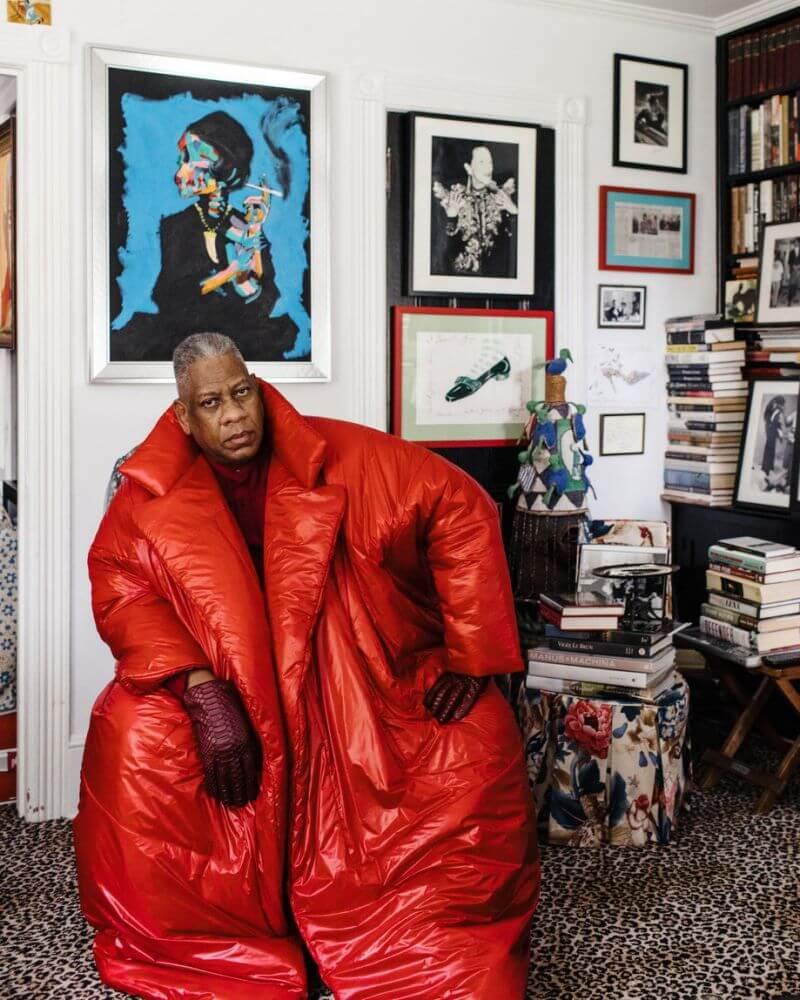 年逾七十的時裝編輯André Leon Talley,一生充滿傳奇色彩。