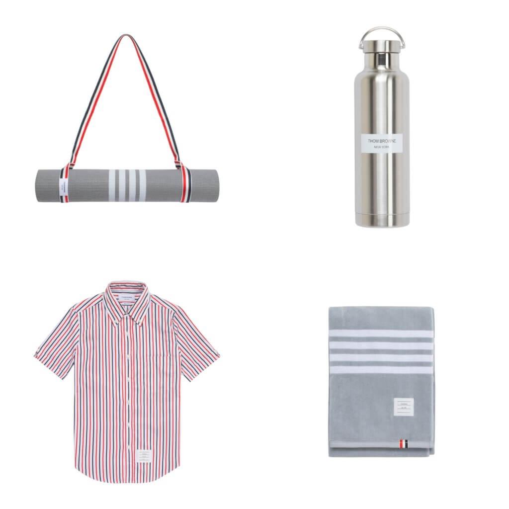品牌推出獨家海港城膠囊成衣和生活單品