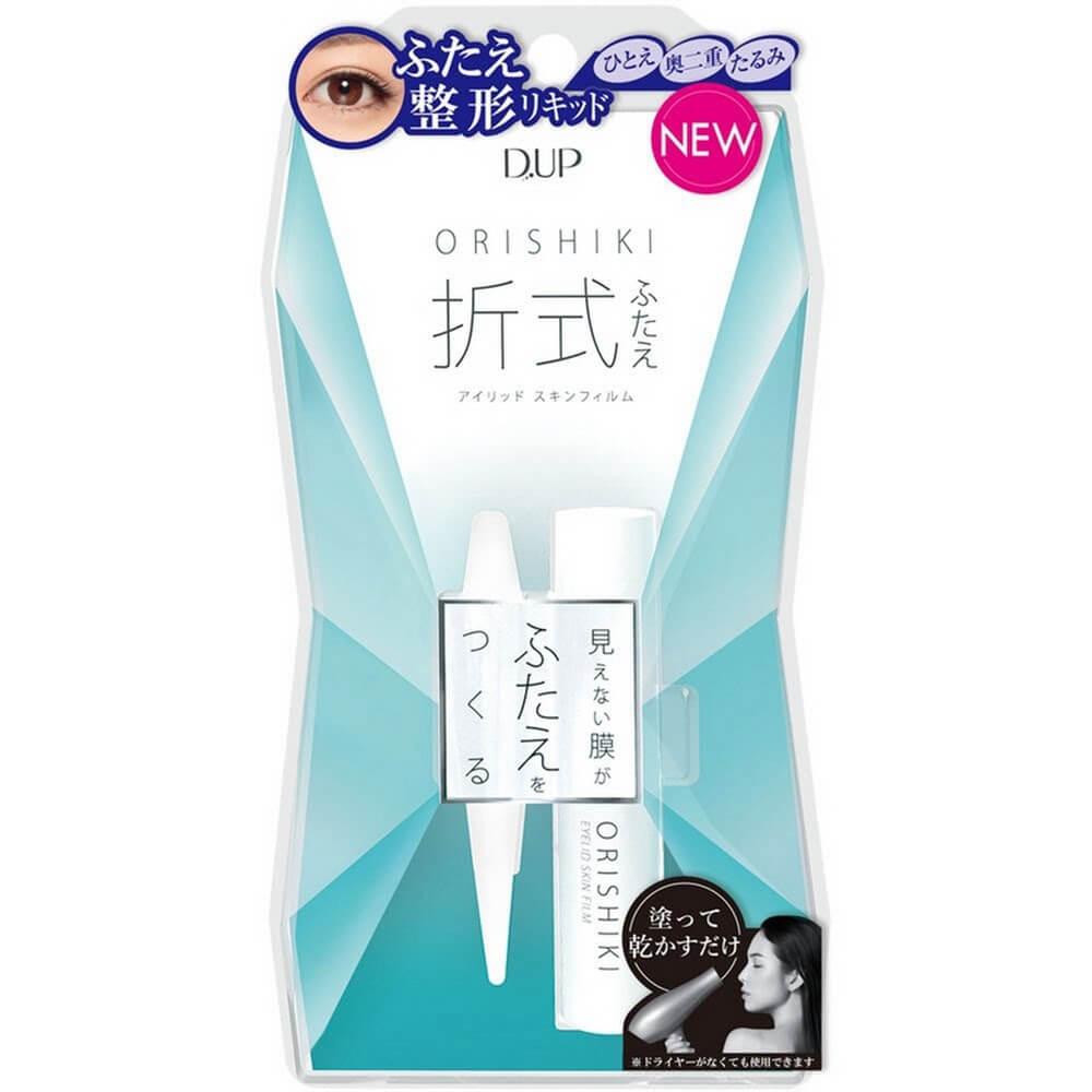 D-UP Orishiki薄膜隱形式雙眼皮膠水 HK$159/4ml
