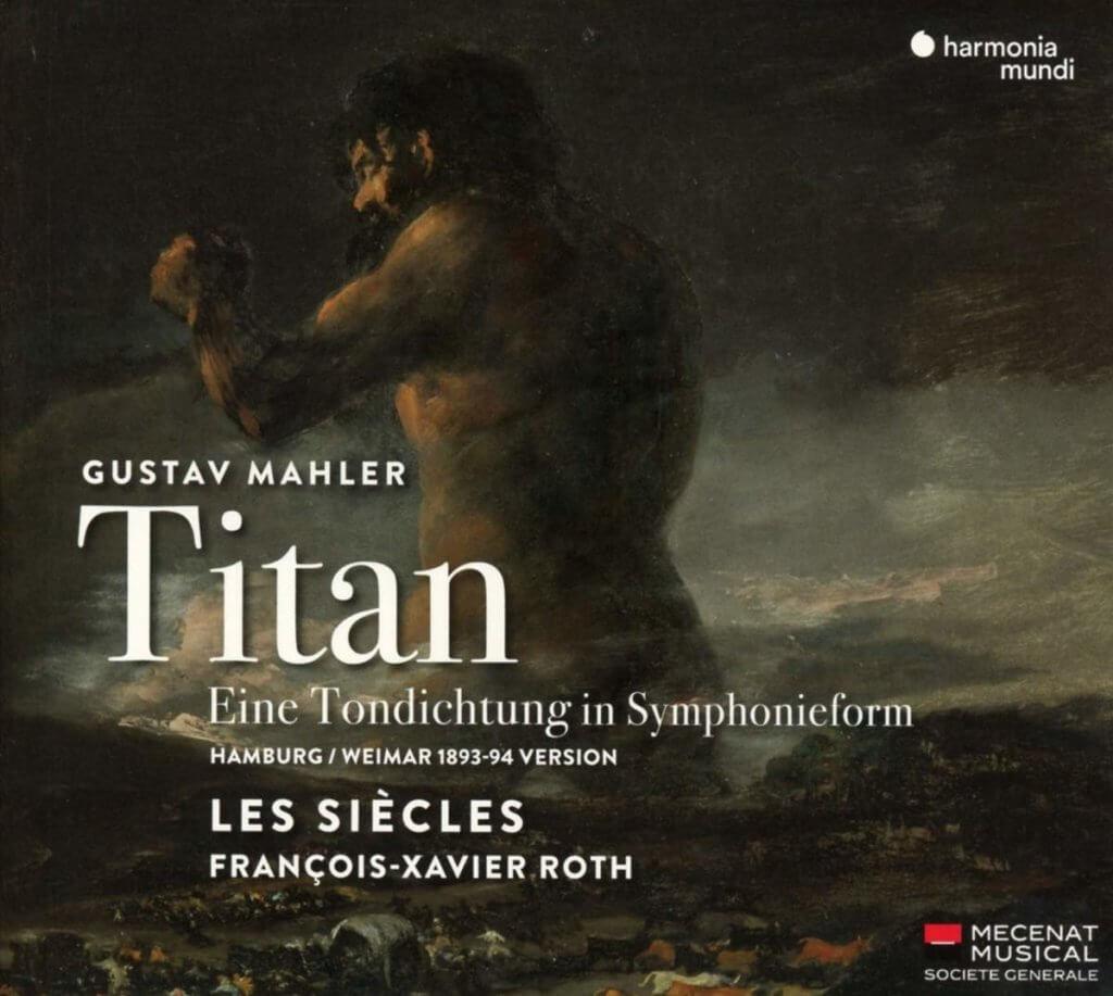 羅特指揮的一八九三年版本的《馬勒第一交響曲》