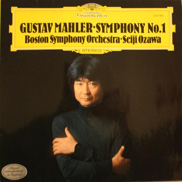 小澤征爾一九七七年與波士頓交響樂團的錄音
