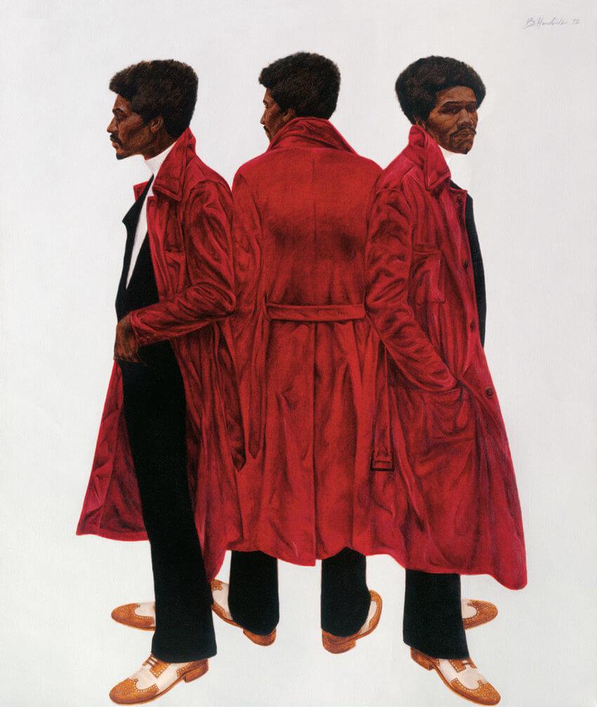 1972年的作品《Sir Charles, Alias Willie Harris》