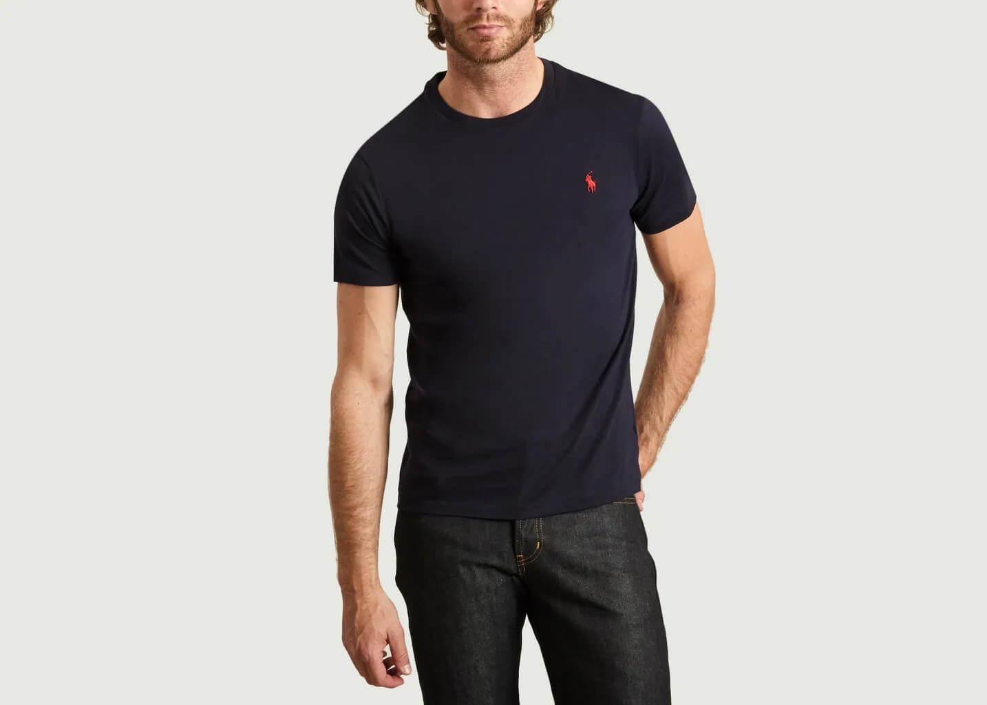 Polo Ralph Lauren的Polo衫已是經典美式休閒單品。