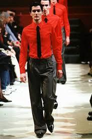 Raf Simons早在一九九九年從柏林夜店邀請青年參與秋冬男裝騷