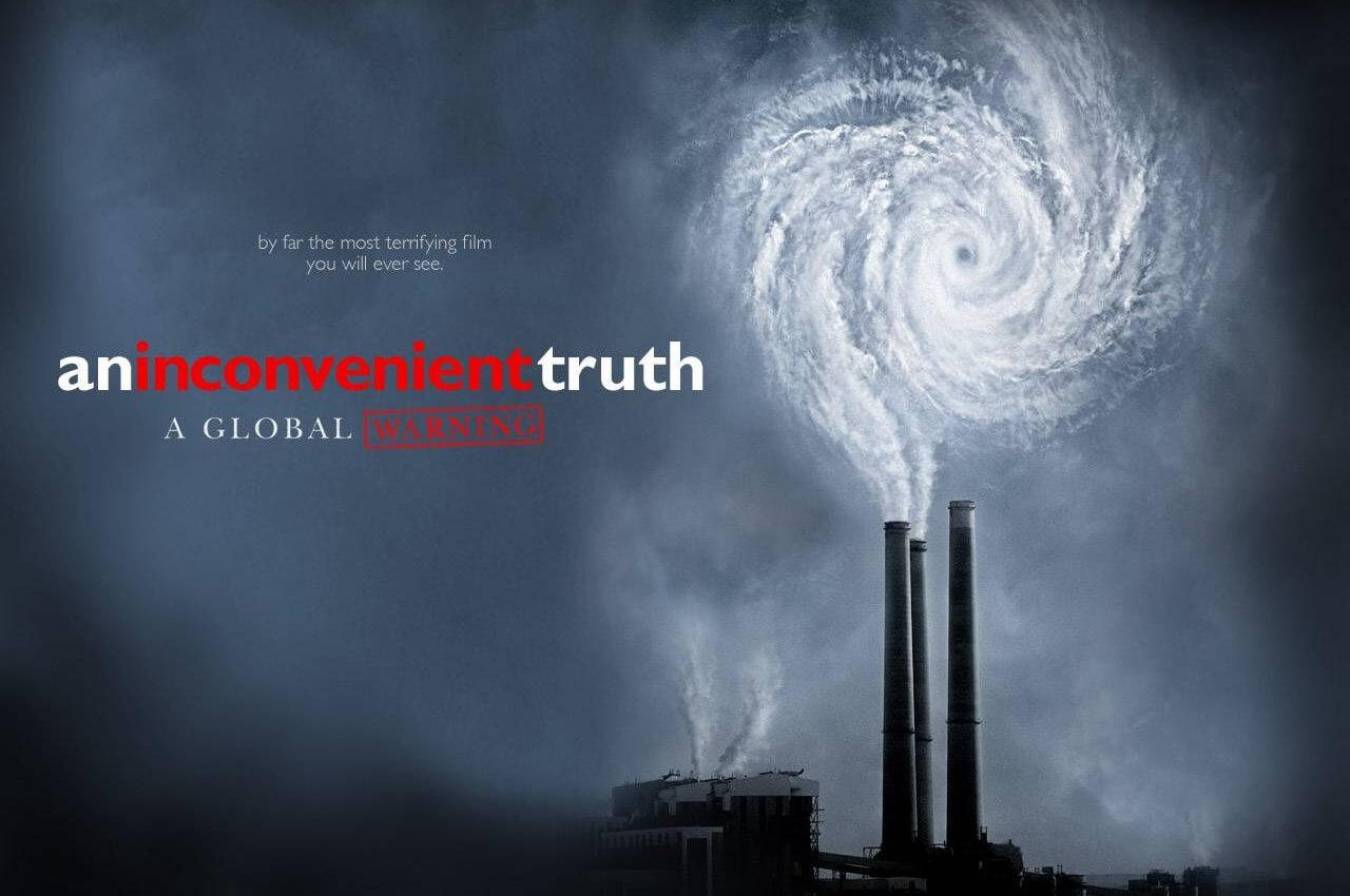 二〇〇七年奧斯卡最佳紀錄片《絕望真相》(Inconvenient Truth)