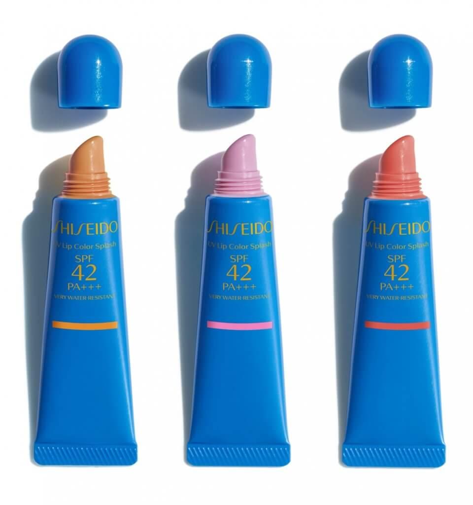 SHISEIDO防曬修護唇膏SPF42 PA+++ $180/10ml