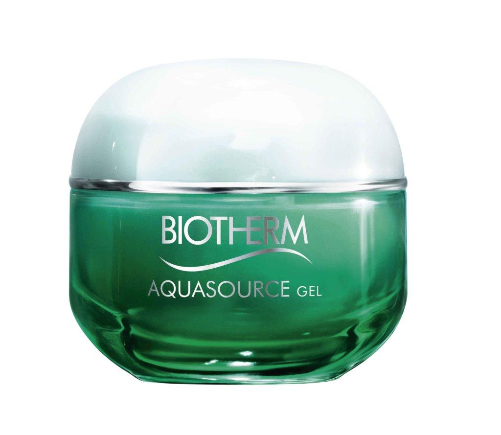 Biotherm Aquasource Moisturizing Gel $385/50ml;$585/125ml 它可以有持續48小時保濕效果,強效保濕,肌膚變得柔滑及均勻光澤。