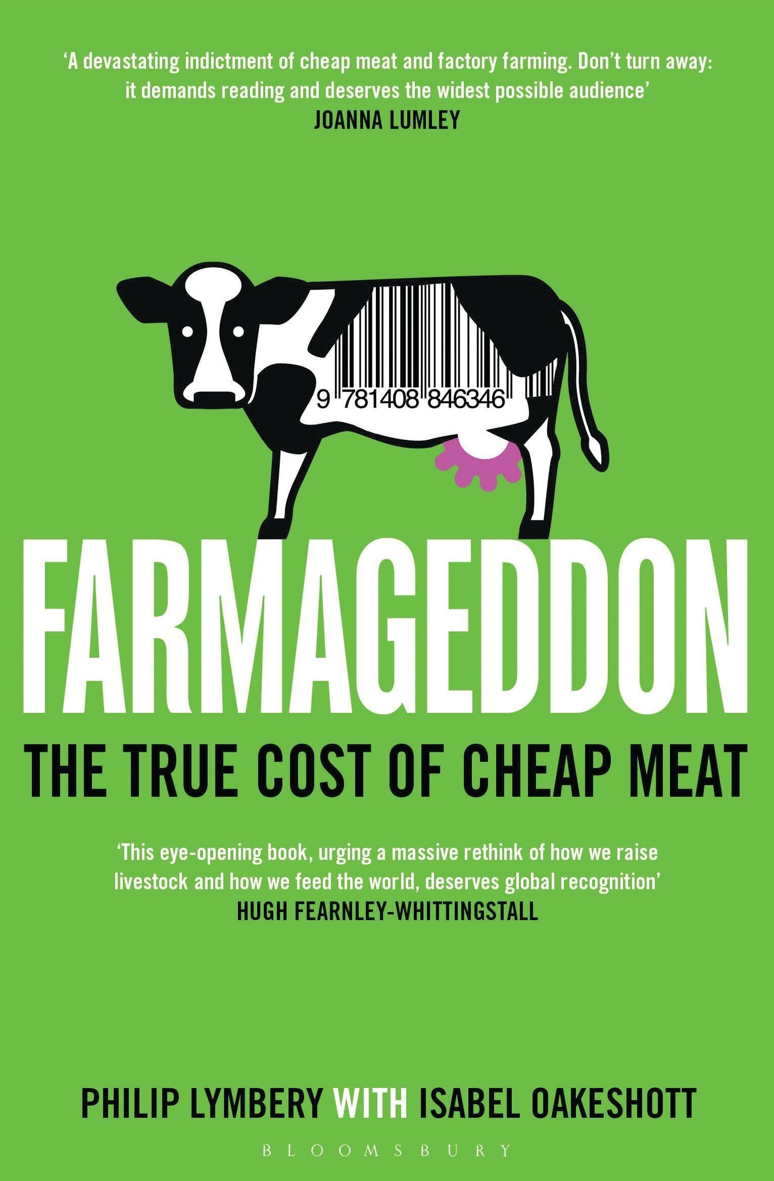 《壞農業: 廉價肉品背後的恐怖真相》
