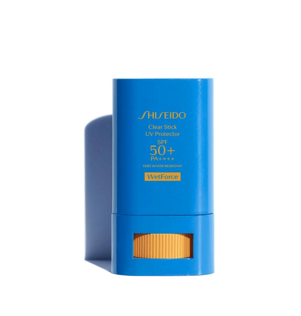 SHISEIDO透明防曬棒SPF50+ PA++++ $200/15g