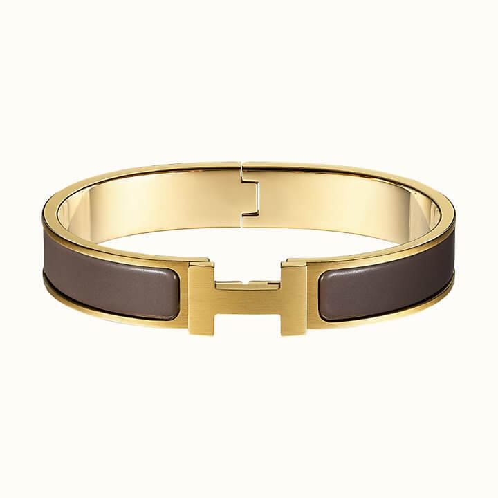 Clic HH bracelet ($5,400)