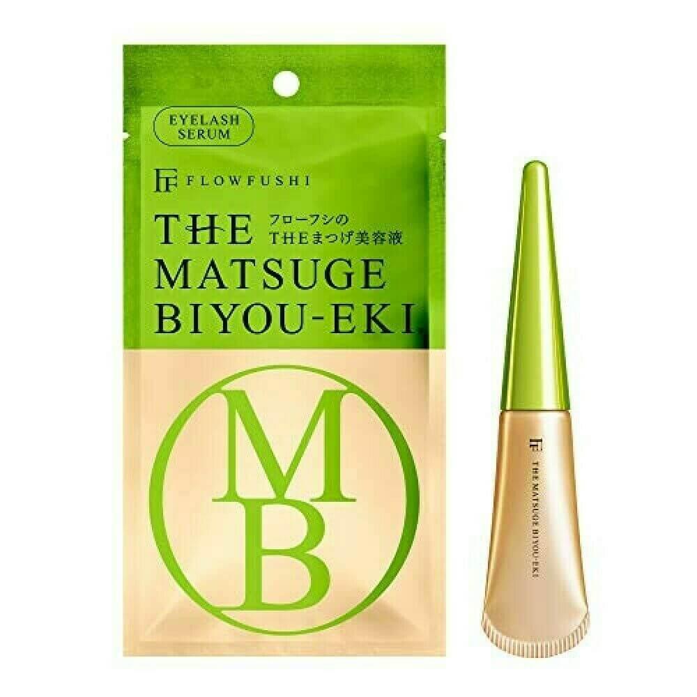 FLOWFUSHI THE MB HK$85/5g 這款長居日本美妝排行榜榜首的精華液可以通過滋養睫毛眼周,改善睫毛生長環境,繼而加速睫毛生長,令睫毛更加強韌。配方蘊含大量的保濕成分,同時可作眼霜或眉毛護理使用。