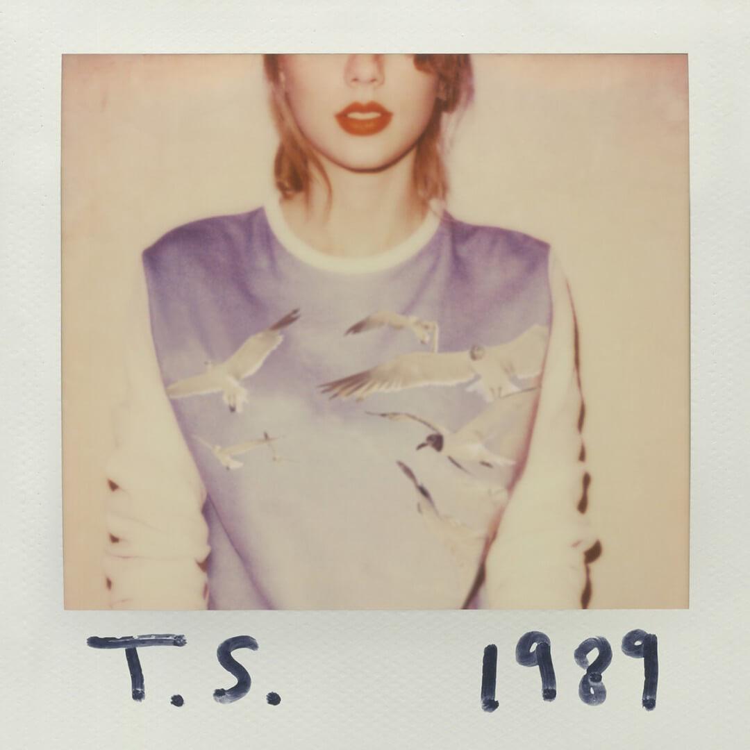 Taylor Swift專輯《T.S.1989》