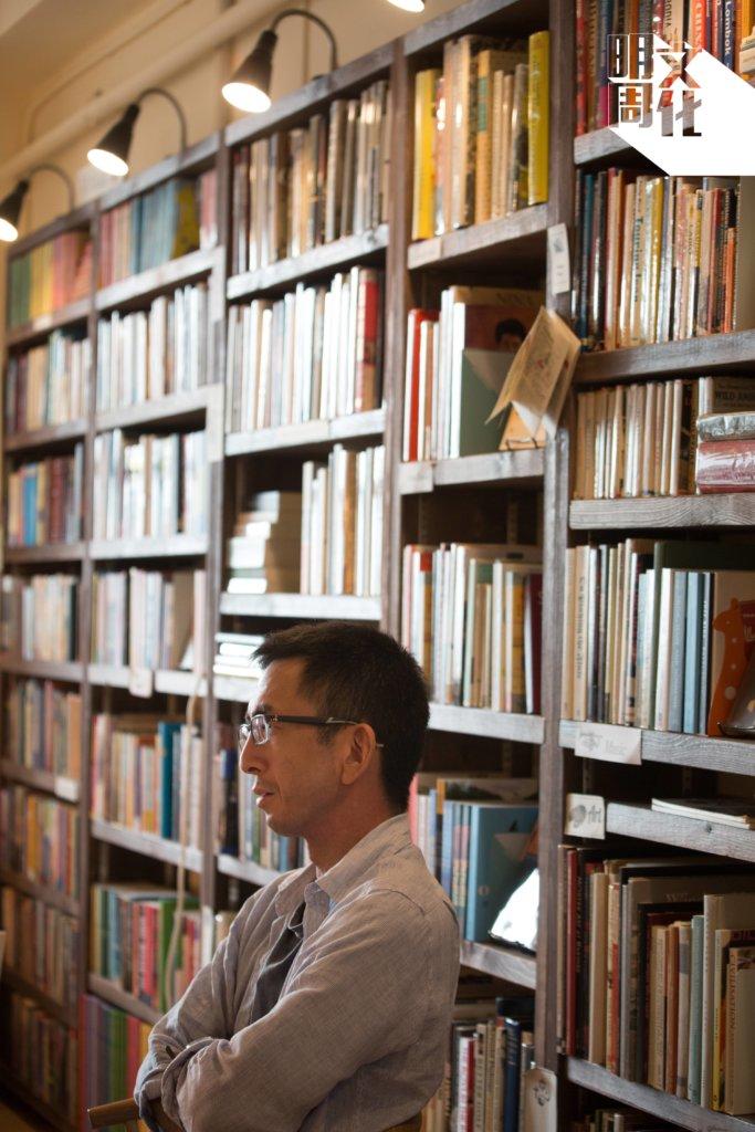「我們會否因賣錯書而被迫結業?又或者因請錯嘉賓參加活動?但當你需要因這些事而恐懼,你的書店又會是什麼模樣?」Albert心內盡是疑問。