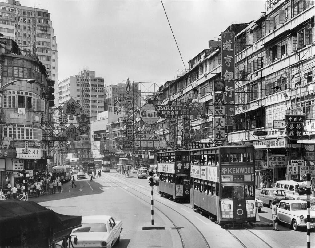 CHINA-HONG KONG-ILLUSTRATION