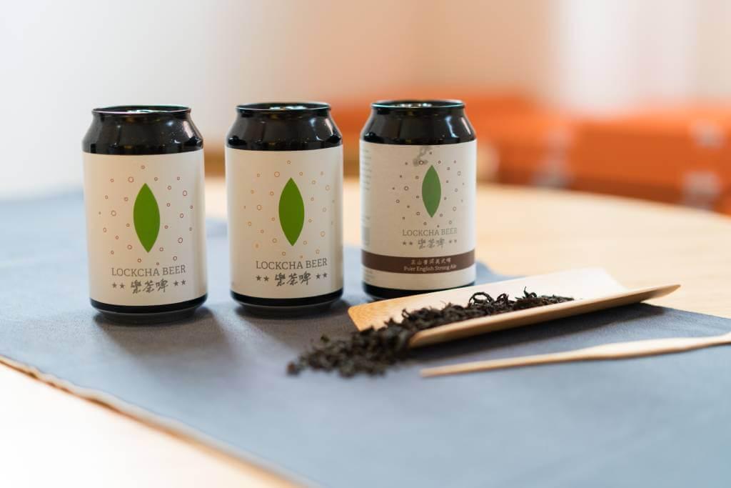 首批的樂茶啤共有三款,包括鳳凰單欉淡啤(Pale Ale)、蜜香紅茶爽啤(Brut Ale)及正山普洱英式啤(Strong Ale)。(各$48/罐)