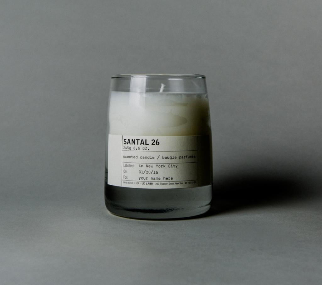 SANTAL 26 經典蠟燭 $650/245g