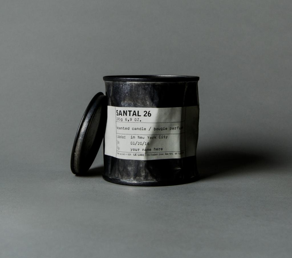 SANTAL 26 復古蠟燭 $560/195g