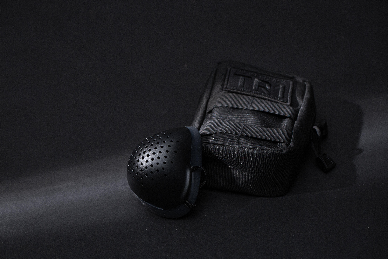 Canada O2 Project Black - TR1可重用口罩連濾芯(三片)($720)