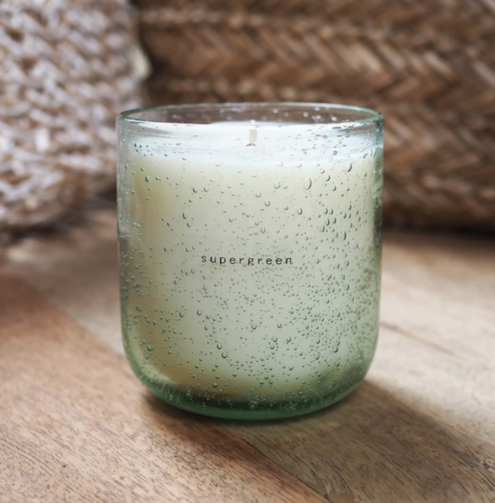 SUPERGREEN CANDLE $280/270g