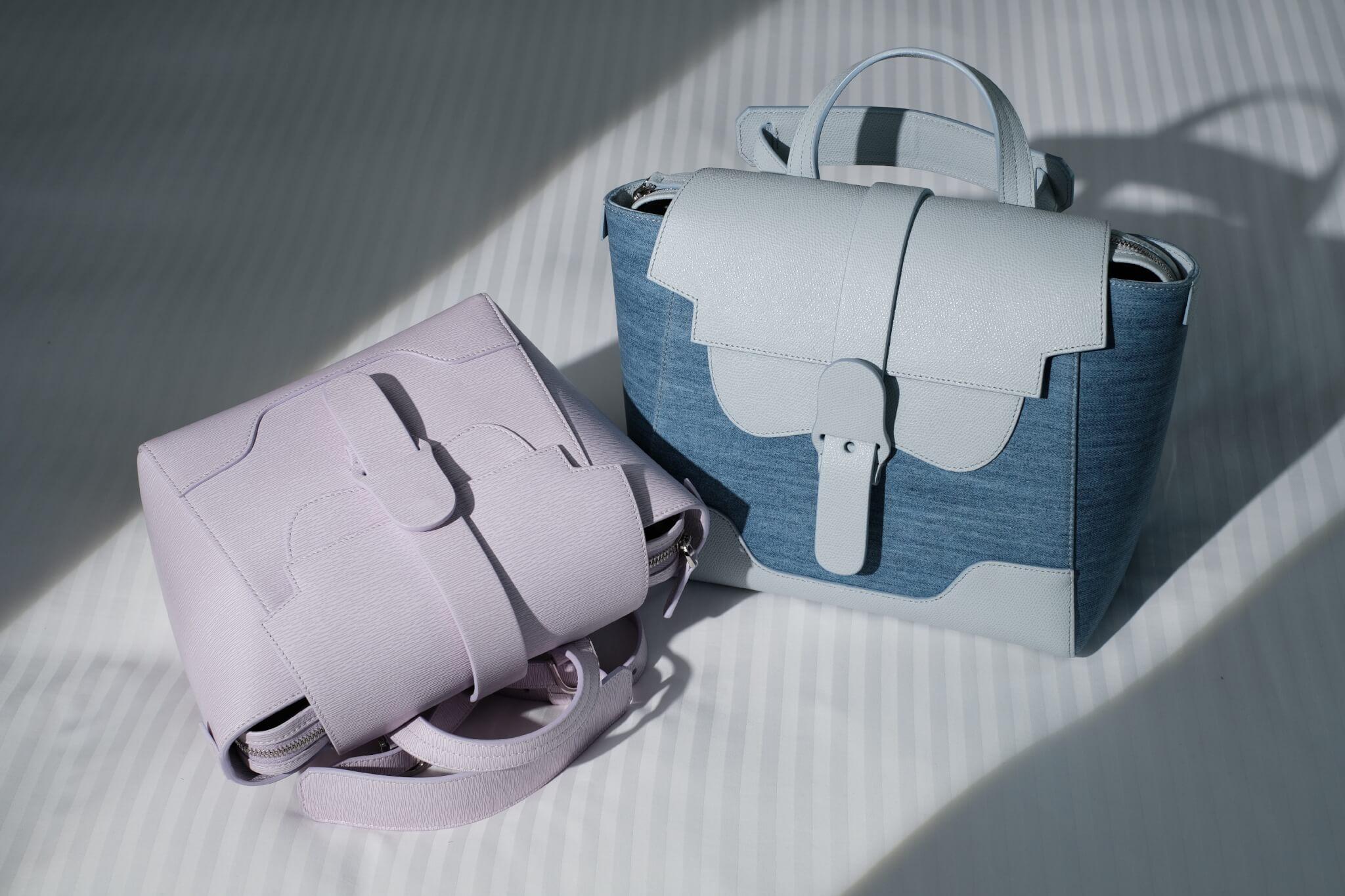 Maestra系列手袋是SENREVE的王牌產品,深受荷李活明星歡迎。