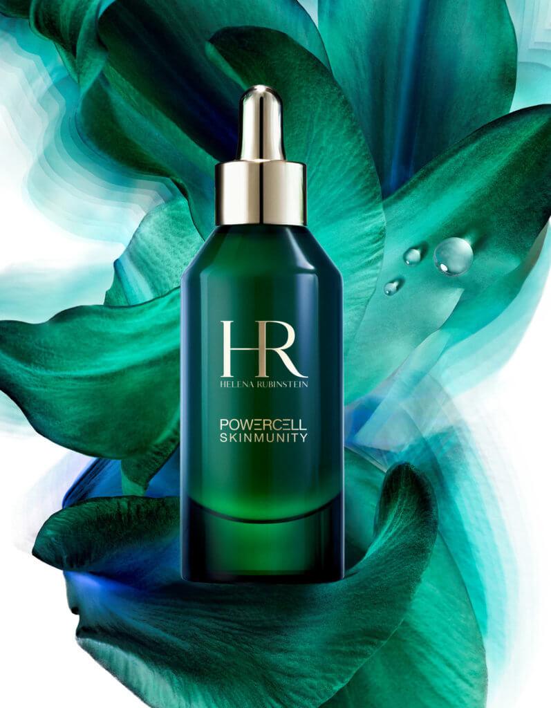 Helena Rubinstein升級版THE SERUM再生基底精華露 $980/30ml 小綠瓶向來是HR的口碑品,推開時不粘不膩容易吸收,塗上有陣陣的香味。新配方強調提高植物幹細胞濃度,可以舒緩泛紅、保持健康水潤,同時減緩皺紋和有美白功效。
