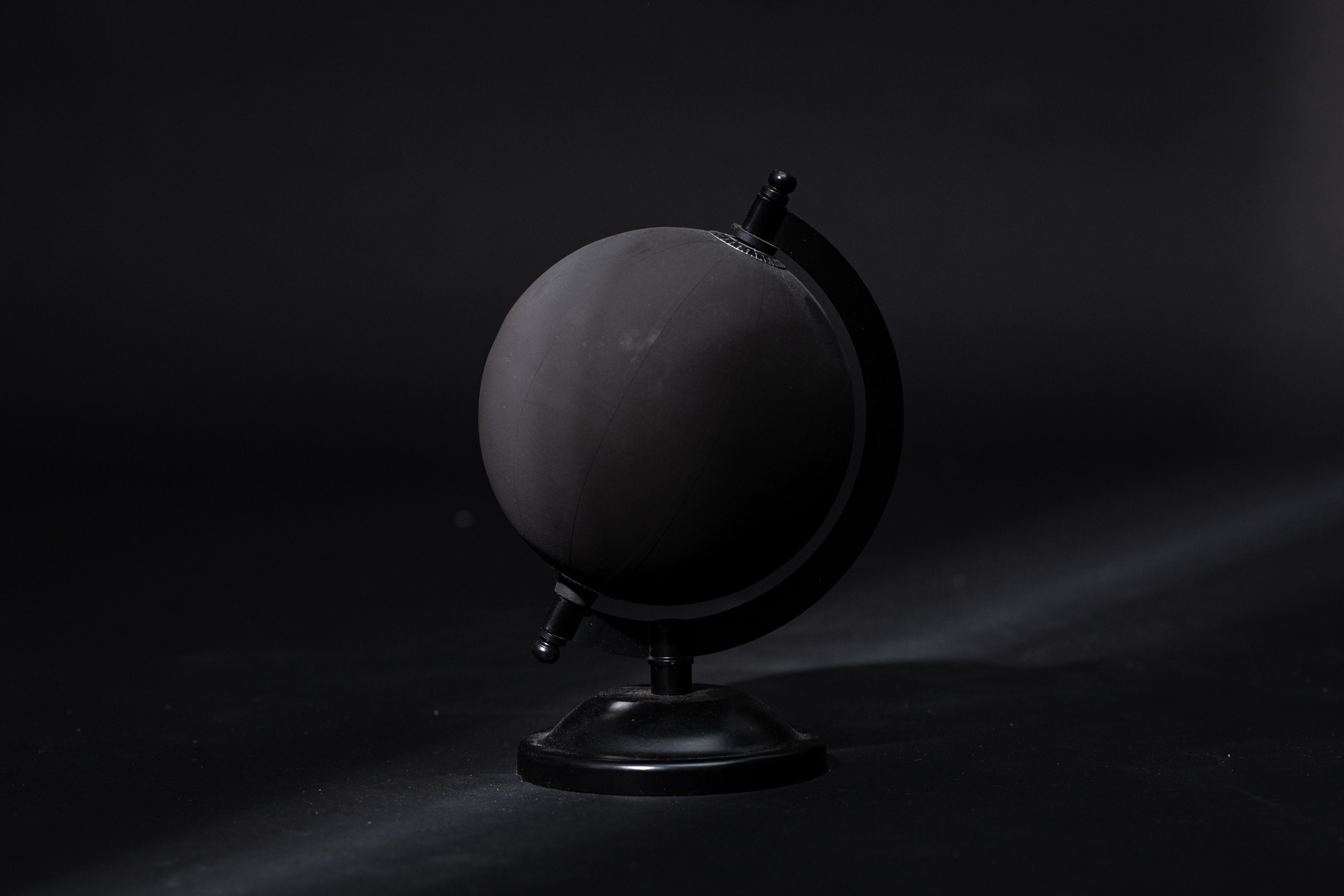 全黑地球儀($TBC)