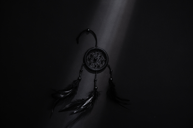 純黑捕夢網($150)