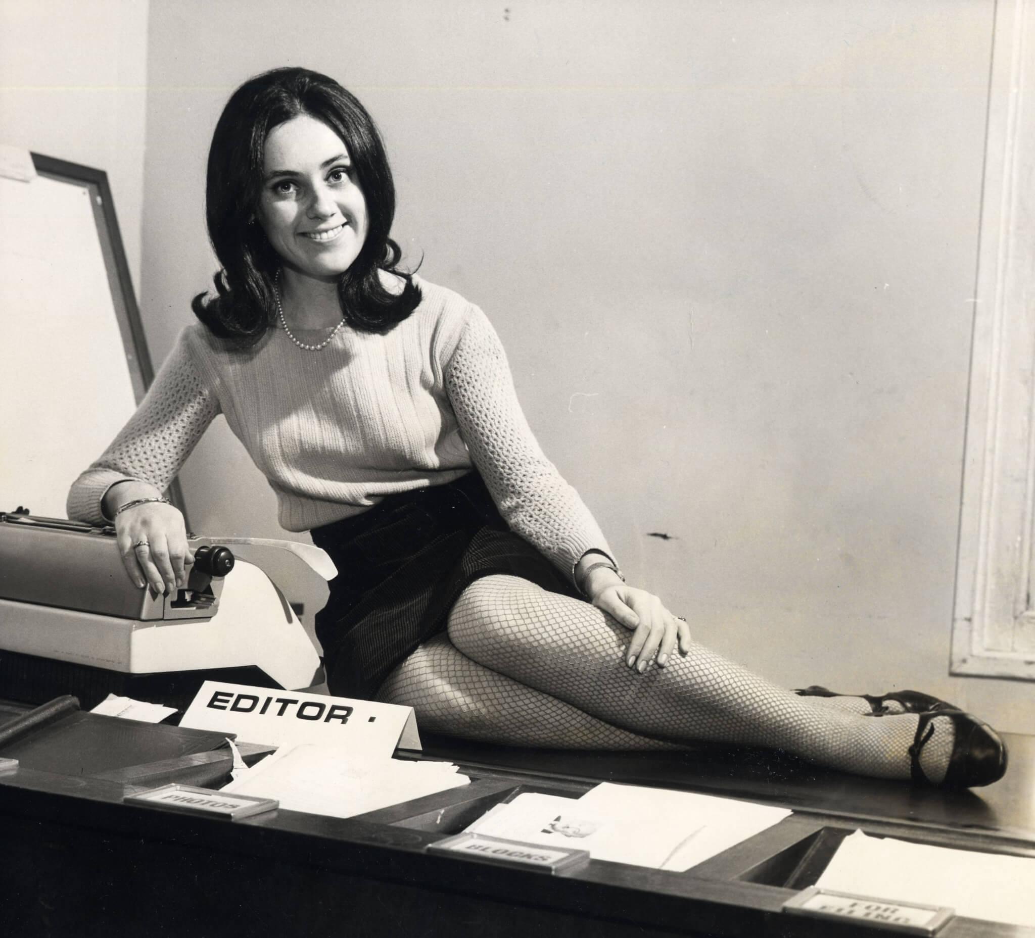 Suzy Menkes曾先後在《泰晤士報》、《紐約時報》時裝版等媒體工作,執筆寫時裝超過半世紀。