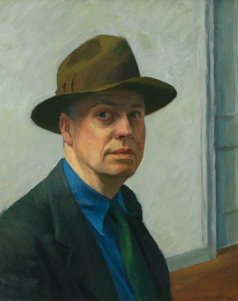 《Self-Portrait 》1925–1930