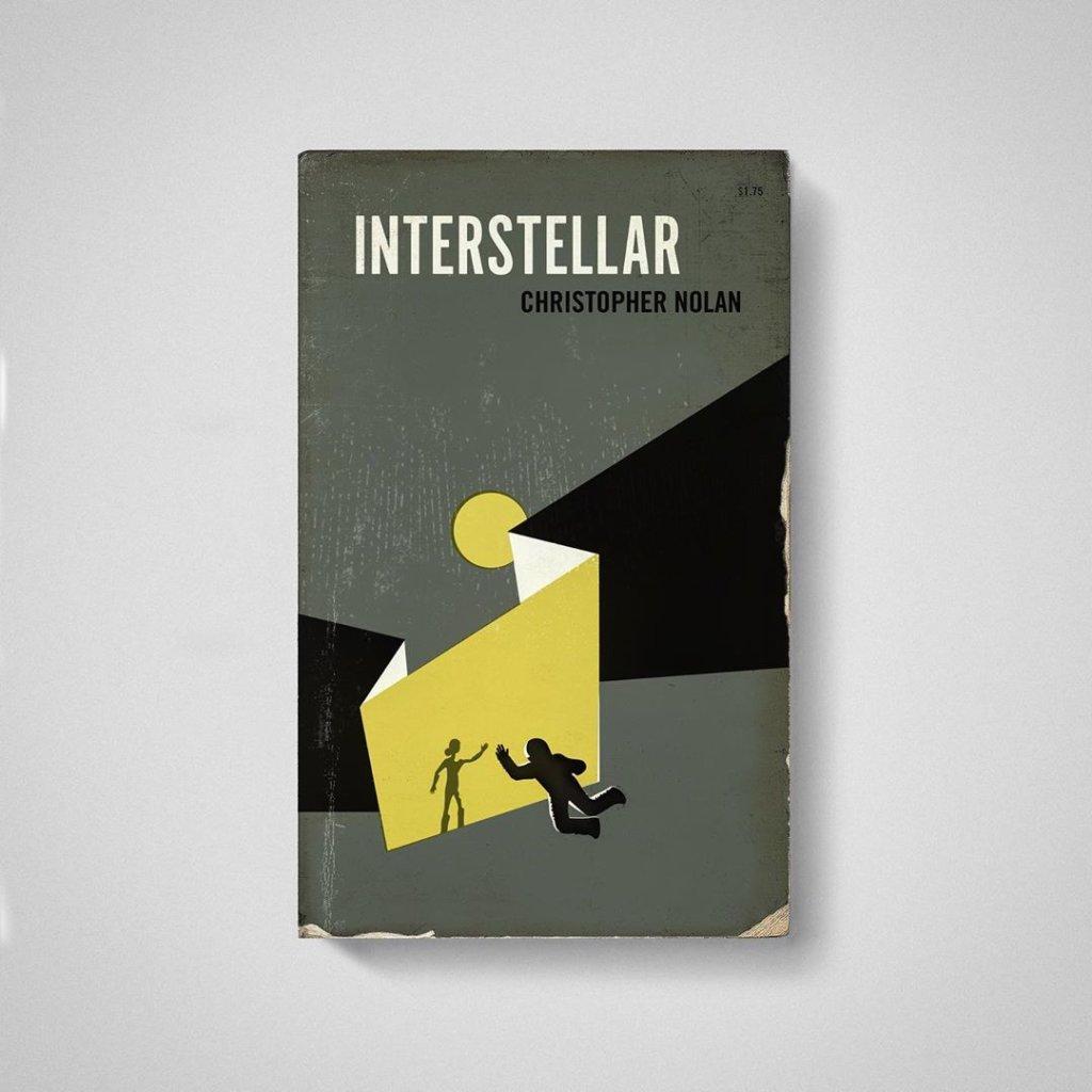 訴說愛是宇宙終極答案的《Interstellar(星際穿越)》。