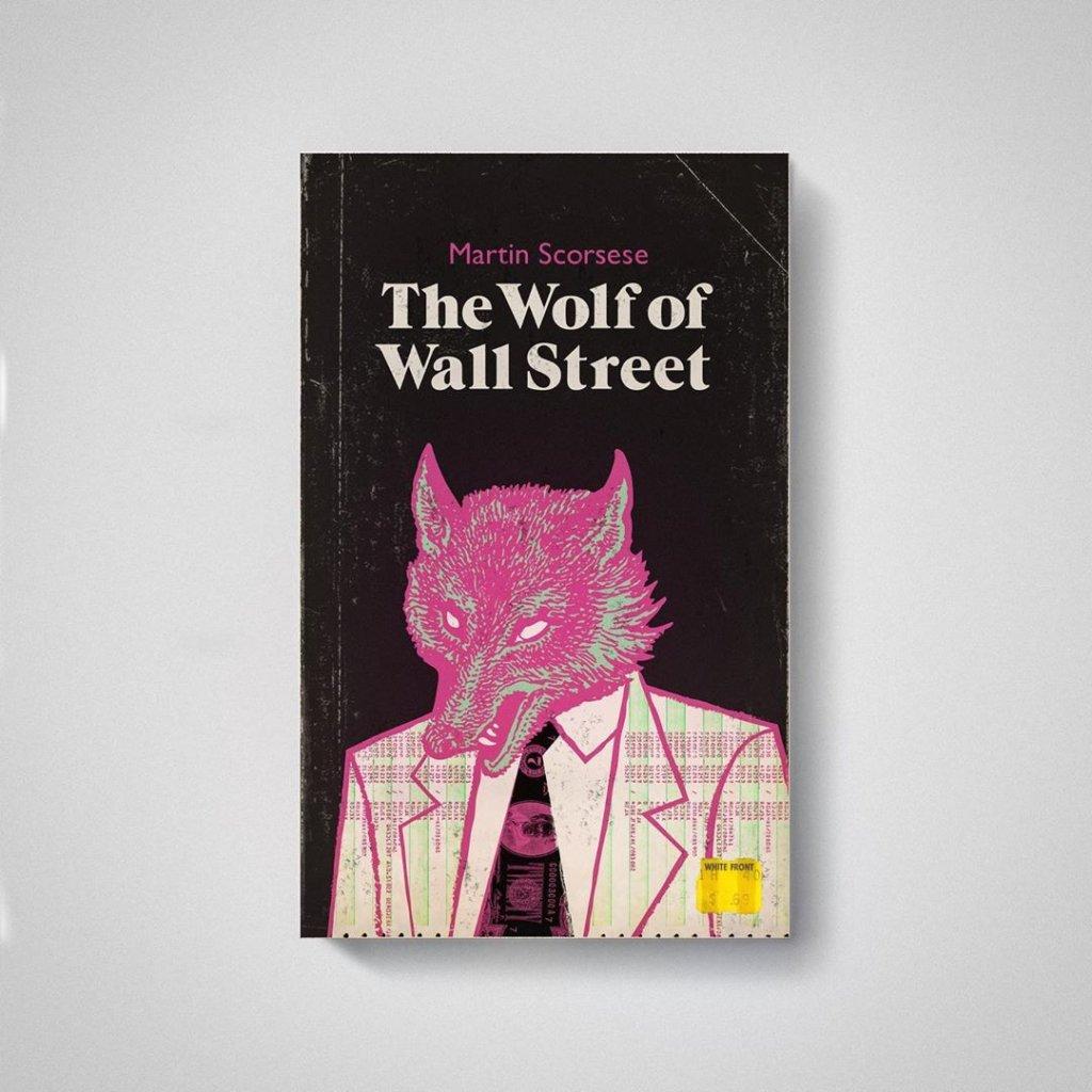 《The Wolf of Wall Street(華爾街浪人)》,Matt巧妙地呼應電影裏的動物性象徵。