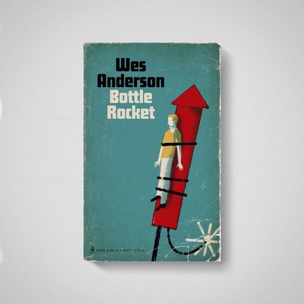 《Bottle Rocket(脫線沖天炮)》是Wes Anderson的第一部電影,意義深厚。