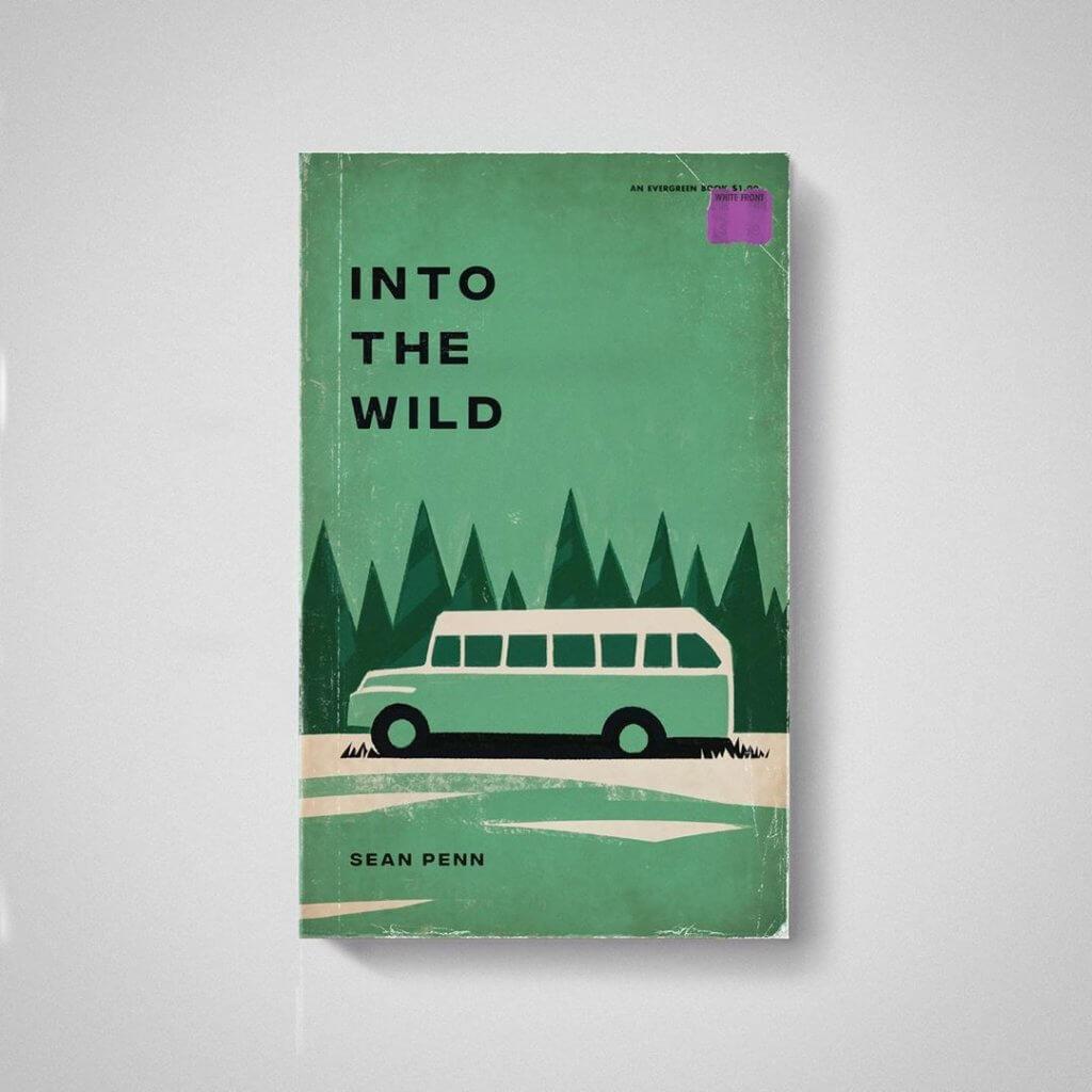 魔法巴士是《Into the Wild(阿拉斯加之死)》書封的主角。