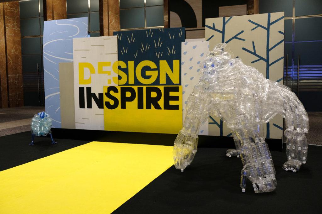 在DesignInspire中展出作品,為&dear帶來更多合作機會。