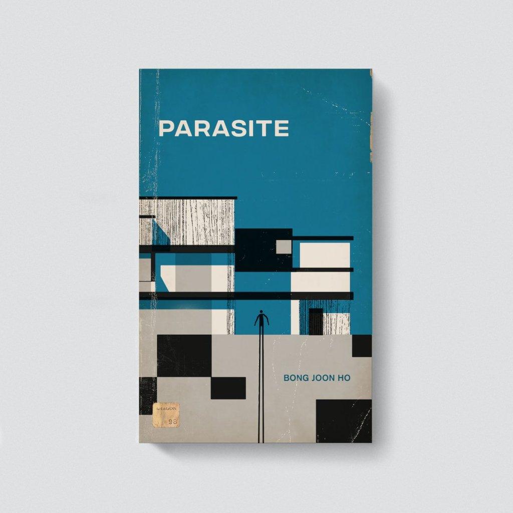 看似簡單卻奢華,看似溫馨卻冷漠,《Parasite(寄生蟲)》的豪宅寄生了金字塔社會的兩個極端階層。